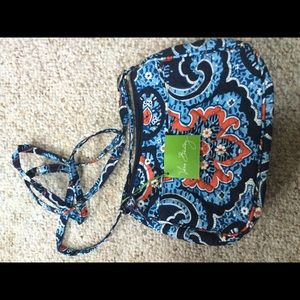 Vera Bradley cross body bag - NWT